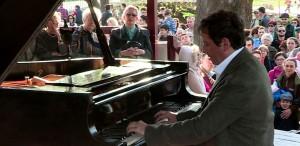 Turneul ,,Pianul călător'', susținut de către Horia Mihail, se va încheia la Tulcea