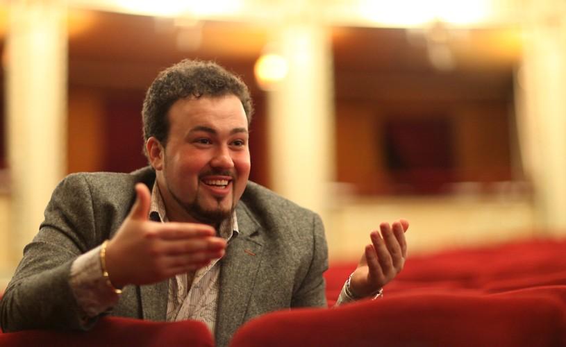 """Ştefan Pop: """"Sunt primul Ştefan Pop, nu neapărat al doilea Pavarotti"""""""