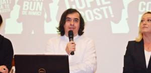 Mircea Cărtărescu a câştigat Spycher - Literaturpreis Leuk în Elveţia
