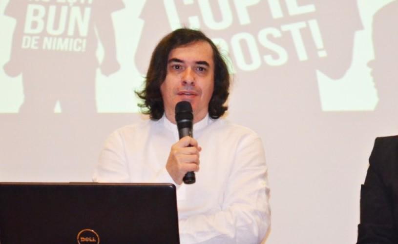 Mircea Cărtărescu a câştigat Spycher – Literaturpreis Leuk în Elveţia
