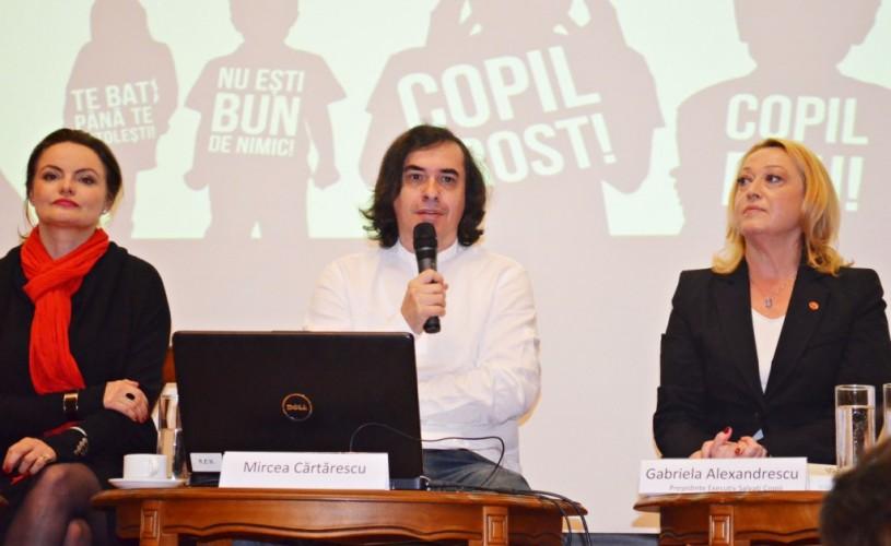 Mircea Cărtărescu: Am văzut copii bătuţi până la sânge în şcoală