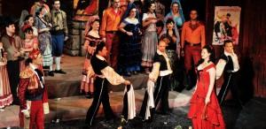 Mezzosoprana Carmen Topciu va interpreta personajul ,,Carmen'' pe scena Operei Brașov
