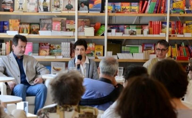 """VIDEO Scriitorul Horia-Roman Patapievici a încercat să răspundă la întrebarea """"De ce iubim Festivalul «George Enescu»?"""""""