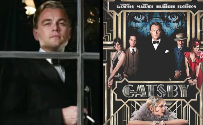 """VIDEO """"Marele Gatsby"""" beneficiază de o ediţie limitată la Polirom şi de o nouă ecranizare"""