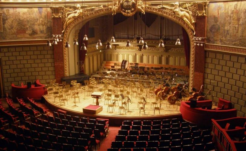 Concert pascal la Ateneul Român