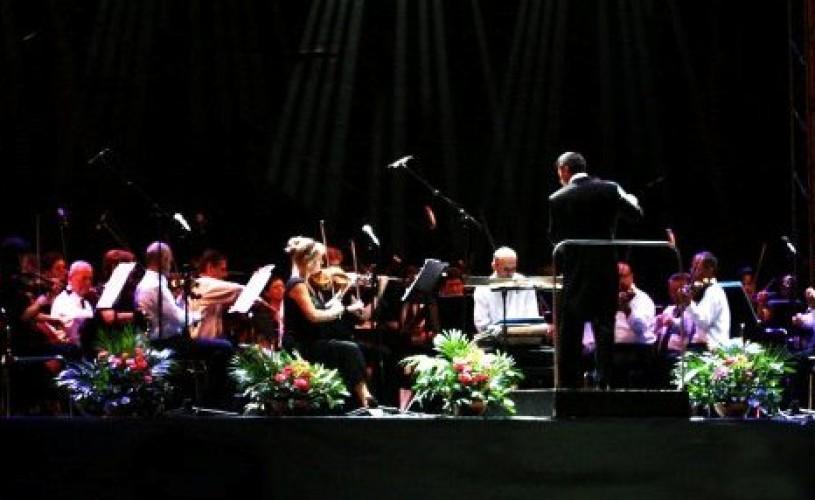 Recital-dialog din compoziţia creatoarei Carmen Petra-Basacopol, la Opera Naţională Bucureşti
