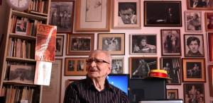 """INTERVIU EXCLUSIV Radu Beligan: """"Nu mi-a fost niciodată ruşine că sunt român!"""""""