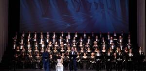 Cu ochii închişi, pe muzica lui Wagner