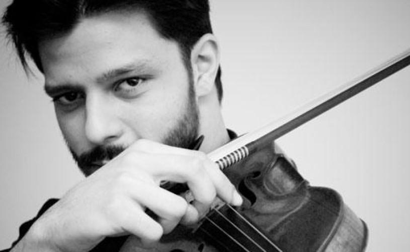 """VIDEO Violonistul român Răzvan Stoica a ajuns în semifinala Concursului """"New Talent"""" de la Bratislava"""