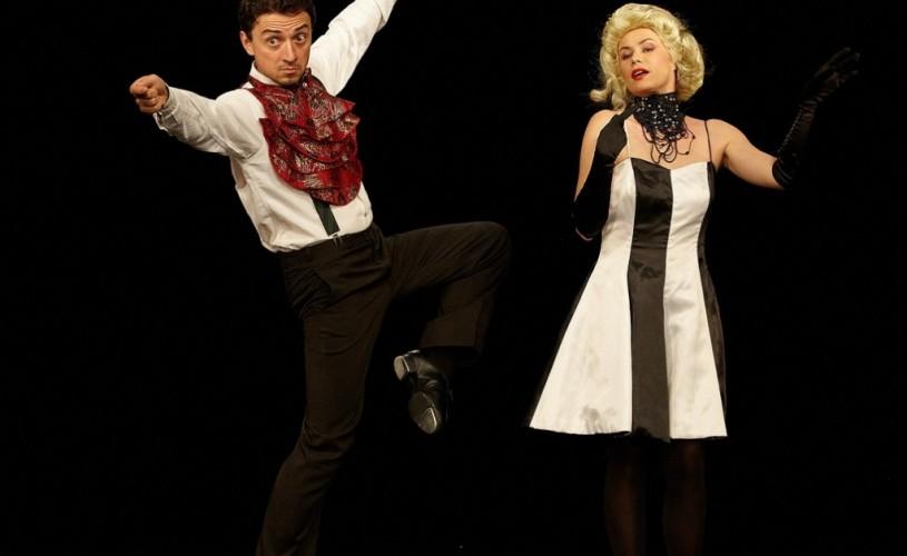 VIDEO Dragoste, tango şi cupluri celebre, la Teatrul de pe Lipscani