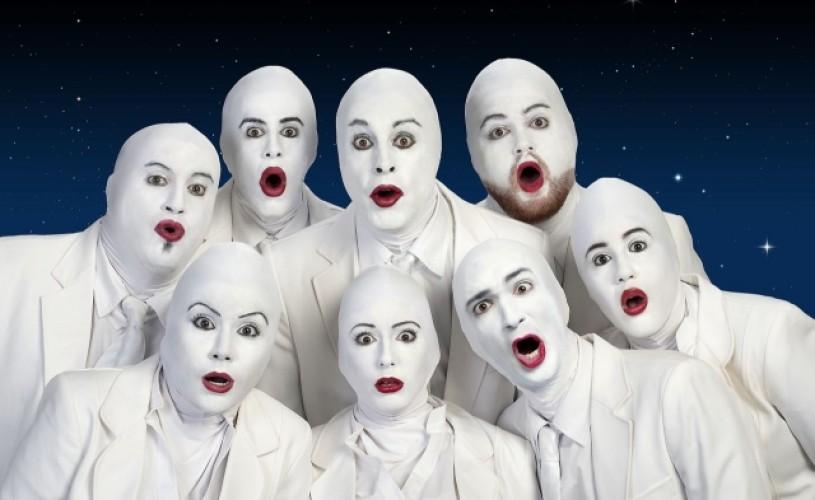 GALERIE FOTO Extratereştrii Voca People revin la Bucureşti cu o serie inedită de spectacole