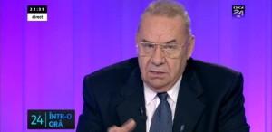 Revocarea lui Andrei Marga, cerută de comisiile de cultură şi politică externă din Senat