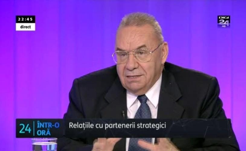 """Andrei Marga a demisionat din funcţia de preşedinte al ICR. """"Este lupta ascunsă a unor politicieni dezorientaţi?"""""""