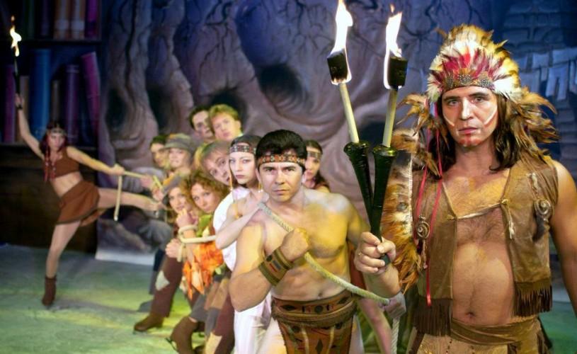 """Baletul """"Peter Pan pe gheaţă"""", în premieră la Bucureşti, în noiembrie"""
