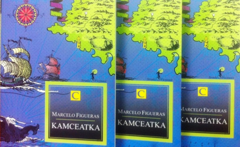 """Câştigă un exemplar din romanul """"Kamceatka"""", de Marcelo Figueras!"""