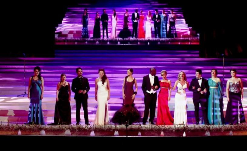"""VIDEO Soprana Katerina Tretiakova, marea câştigătoare a Concursului Internaţional de Canto """"Le Grand Prix de l'Opera"""""""