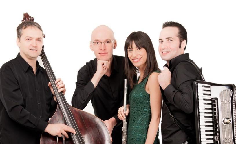 """VIDEO Maxim Quartet va cânta în deschiderea Festivalului """"Săptămânile Europene"""" de la Passau"""