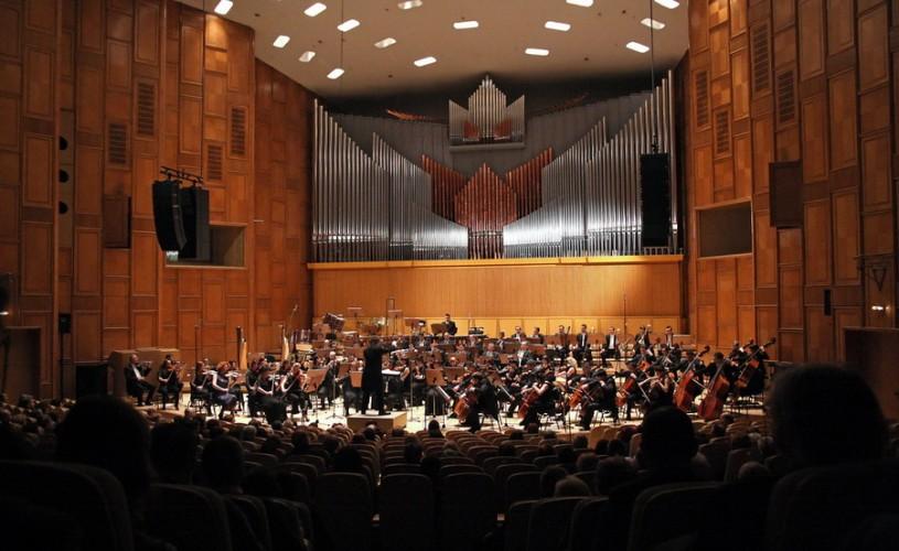 VIDEO Orchestra Naţională Radio, Tiberiu Soare, Gabriel Croitoru şi Horia Mihail sunt invitaţi să cânte la festivalul de la Balcic
