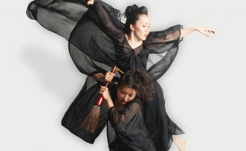 SHŌ JŌ RU TEN – Spectacol de caligrafie modernă şi dans contemporan la Teatrul Odeon