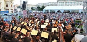 VIDEO Surprize muzicale, proiecţii, invitaţi speciali şi multe premii la Bucharest Music Film Festival