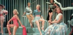 VIDEO Marilyn Monroe, într-o comedie clasică regizată de Jean Negulescu, la Pro Cinema
