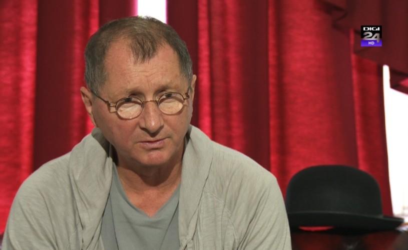 """Horaţiu Mălăele: """"Vanitatea şi orgoliul actorilor sunt mai mult prefăcute"""""""