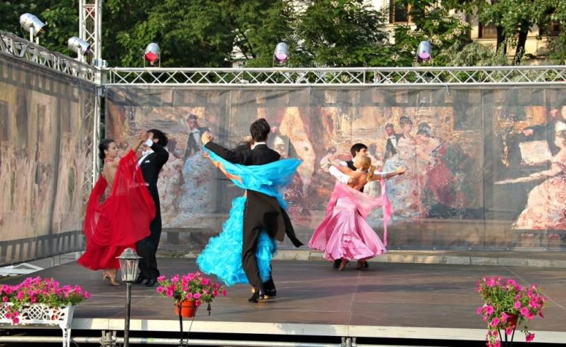 VIDEO Primul weekend cu filme, dans şi muzică de calitate, la Bucharest Music Film Festival