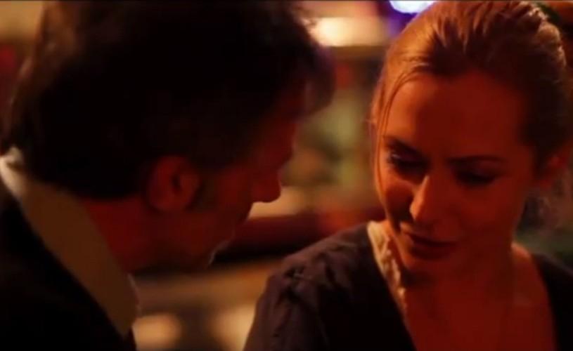 """VIDEO Cristina Cepraga joacă rolul principal în filmul de debut al lui Leonardo Frosina, """"L'ultima foglia"""""""