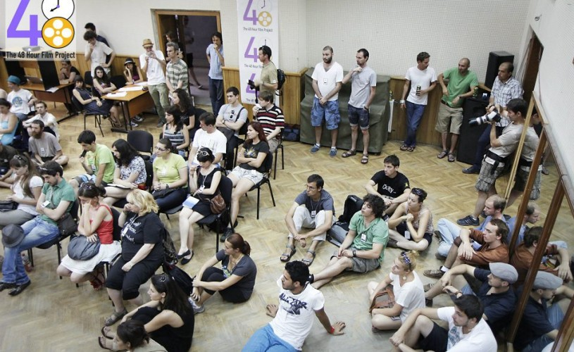 """Au început înscrierile pentru competiţia """"48 Hour Film Project Braşov"""" 2013"""