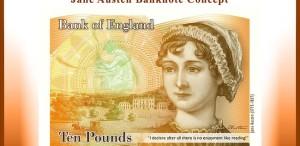 VIDEO Jane Austen va fi reprezentată pe viitoarele bancnote de 10 lire sterline