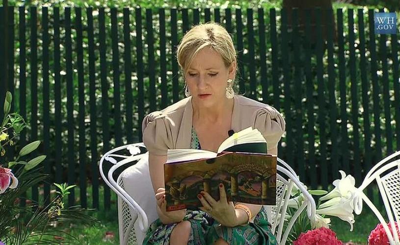 J.K. Rowling a fost despăgubită în justiţie după scurgerile de informaţii despre pseudonimul ei