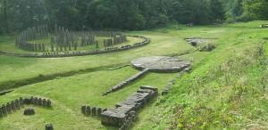 VIDEO Descoperire arheologică importantă la Sarmizegetusa Regia