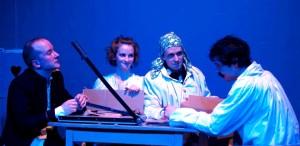 Teatrul Nottara din Capitală organizează Fest(In) pe Bulevard, între 12 şi 19 octombrie