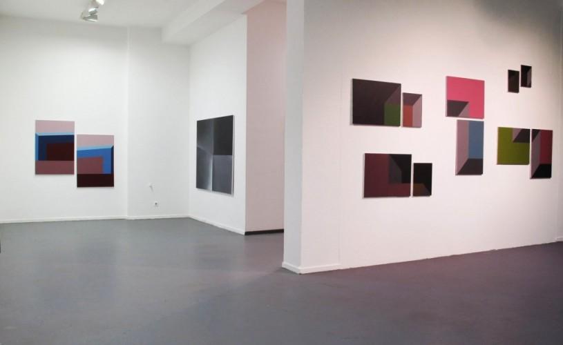 """GALERIE FOTO Expoziţia """"The Double"""" a pictorului Gili Mocanu va fi vernisată pe 13 iulie, la Lisabona"""