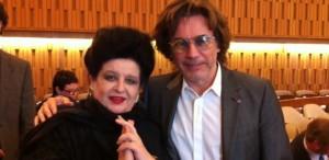 """VIDEO Mariana Nicolesco, Ambasador Onorific UNESCO, la Paris: """"Nimic nu-i poate apropia pe oameni mai mult decât cântul"""""""