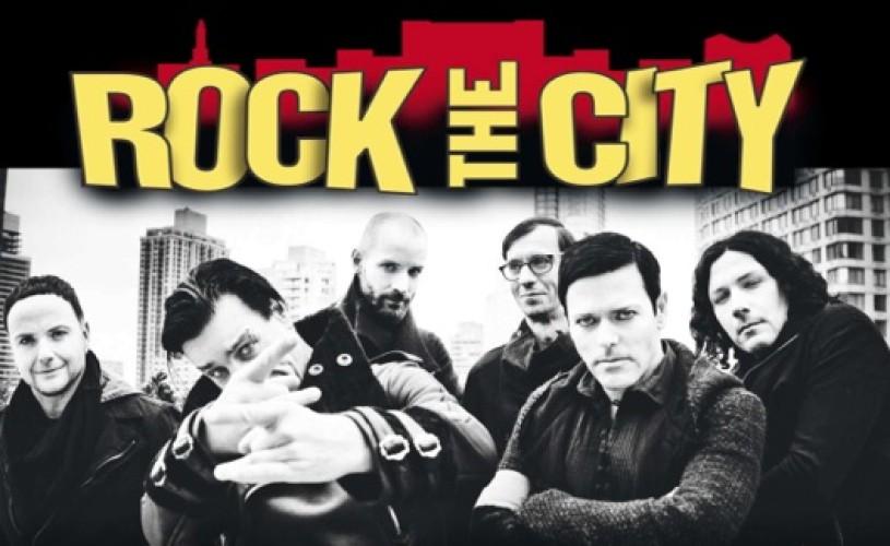 Nume noi la Rock the City 2013
