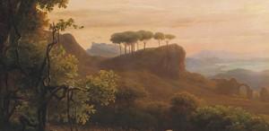 """Expoziția """"Teme clasice ale artelor plastice: peisajul"""" este vernisată în această perioadă la Muzeul de Artă Cluj-Napoca"""
