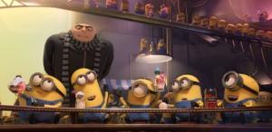 """VIDEO Animaţia """"Sunt un mic ticălos 2"""" s-a menţinut în fruntea box office-ului nord-american"""