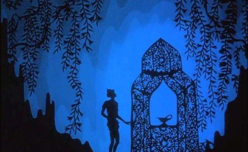 VIDEO Primul lungmetraj de animaţie cu siluete de hârtie, proiectat la Cluj şi acompaniat de Filarmonică