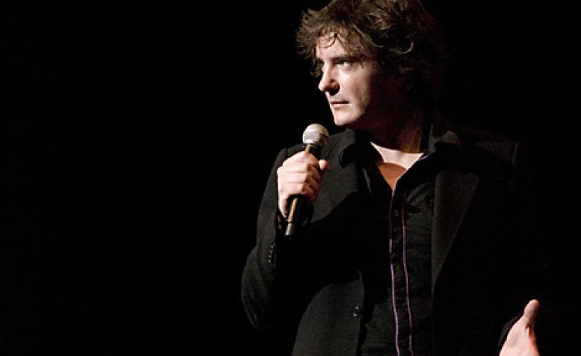 VIDEO Actorul irlandez Dylan Moran va susţine un show de stand-up comedy, pe 8 octombrie, la Bucureşti