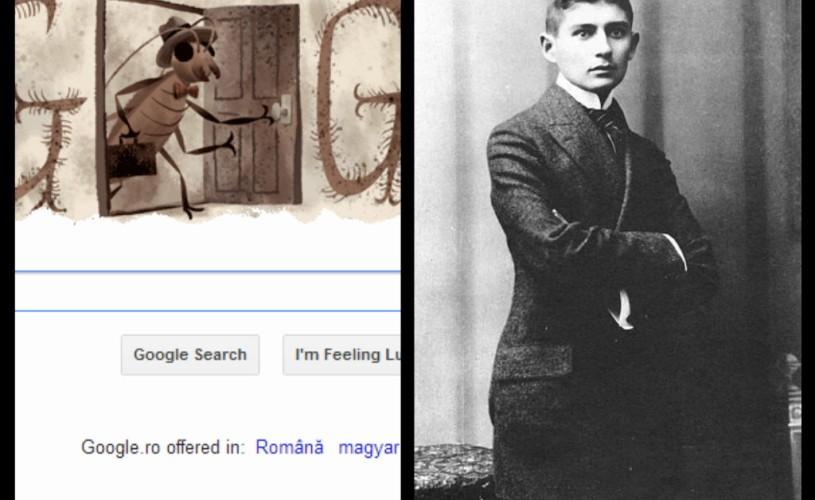 VIDEO Google sărbătoreşte astăzi 130 de ani de la naşterea scriitorului Franz Kafka