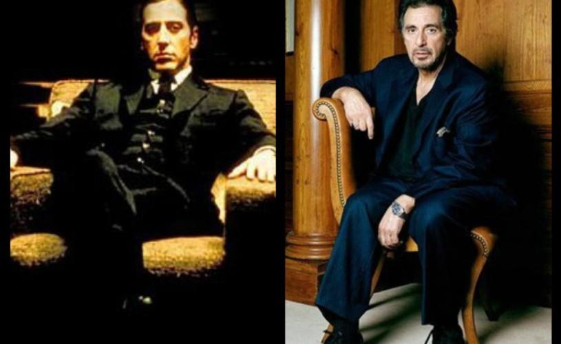 VIDEO Al Pacino a apelat la alcool pentru a face faţă celebrităţii