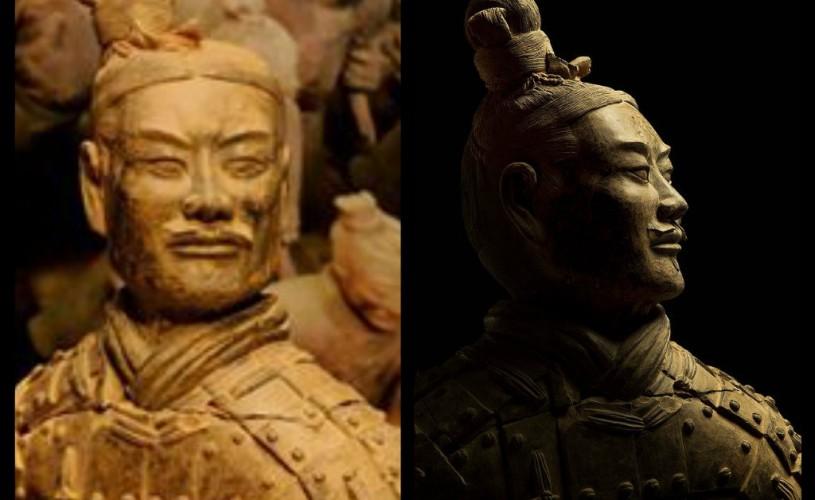 """Expoziţia """"Comorile Chinei"""" a fost vizitată, până în prezent, de peste 30.000 de persoane"""