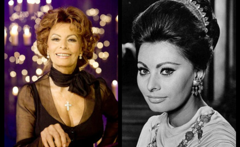 VIDEO Sophia Loren revine în cinematografe, într-un film regizat de fiul ei