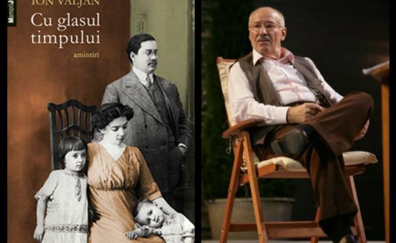 O seară vintage cu Victor Rebengiuc dedicată lui Ion Valjan, la Librăria Humanitas Kretzulescu