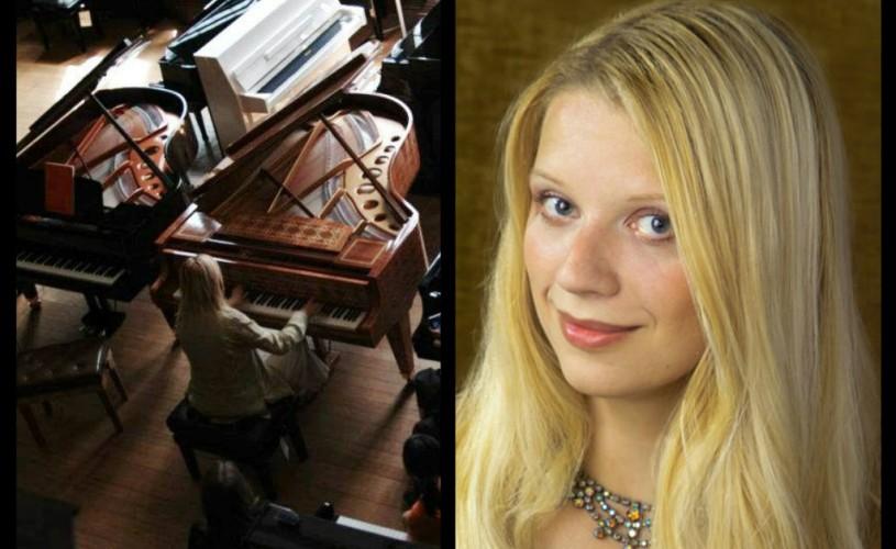 VIDEO Pianista Valentina Lisitsa va susţine un recital pe scena Ateneului Român din Capitală, în noiembrie