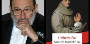 """VIDEO """"Numele trandafirului"""": ediţie revăzută de autor după 30 de ani"""