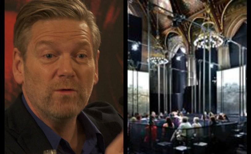 Blestemul lui Macbeth loveşte din nou: un actor, accidentat de Kenneth Branagh, într-o scenă de luptă