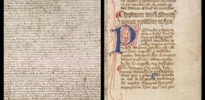 Cele patru copii ale Magna Carta vor fi expuse, în premieră, împreună