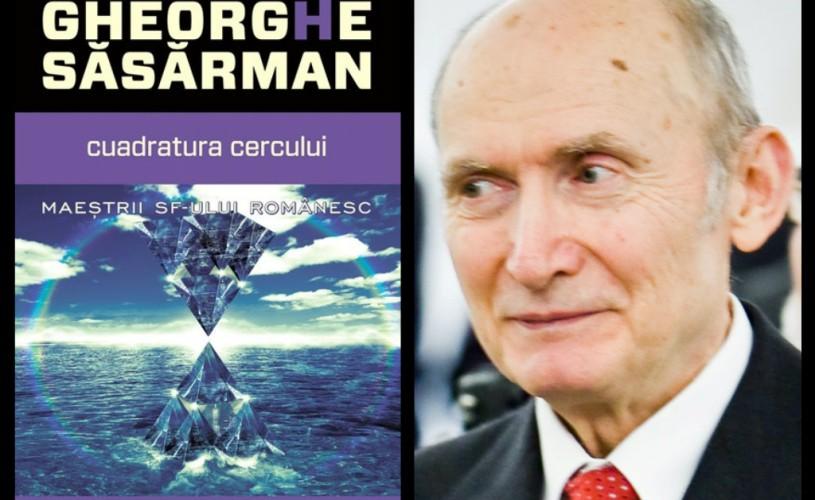 """Gheorghe Săsărman revine în România, pentru a-şi prezenta """"Cuadratura cercului"""" la Timişoara şi Cluj-Napoca"""